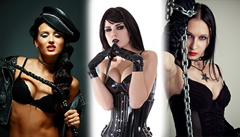 3 domination mistresses