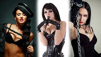 3 domination mistresses