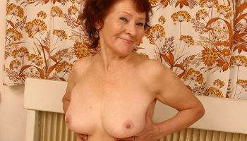 grab your cock for granny